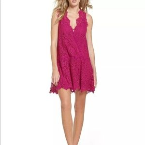 Free People Flirty Mini Dress